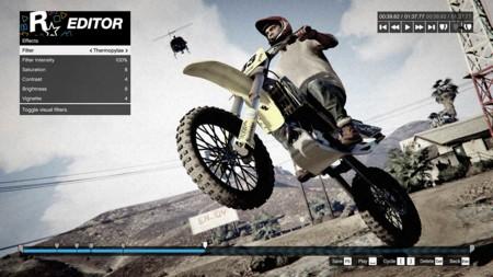 El editor de vídeos de GTA V PC también estará disponible en PS4 y Xbox One, Rockstar ya trabaja en ello