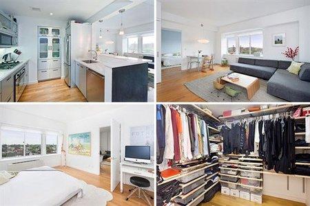 Puertas abiertas: el apartamento de Swissmiss en Brooklyn
