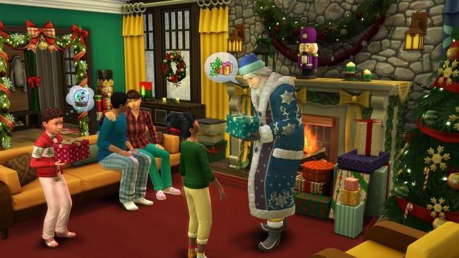 Los Sims 4 Las Cuatro Estaciones 01