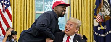 Las perlitas que salen de la boca de Kanye West, el aspirante a presidente que trae a Kim Kardashian por 'La Amargura Street'