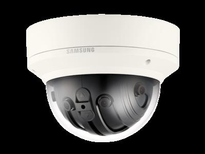 Hanwha Techwin presenta su nueva cámara de vigilancia panorámica con soporte para compresión H.265