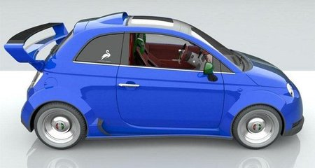 Lazzarini Design 550 Italia, fuerza bruta encajada a presión