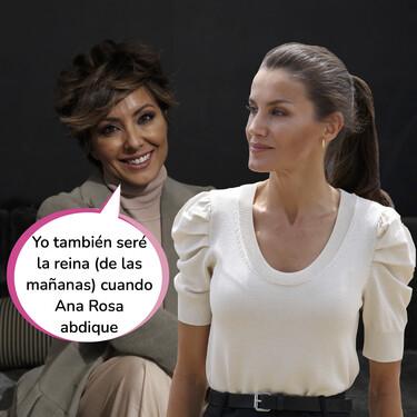 Sonsoles Ónega habla sin tapujos de su amistad con la Reina Letizia: esta es la clave para que nada haya cambiado entre ellas