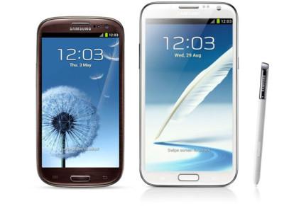 Samsung, Android 4.4 y los Galaxy S3 y Galaxy Note 2, ¿será posible?