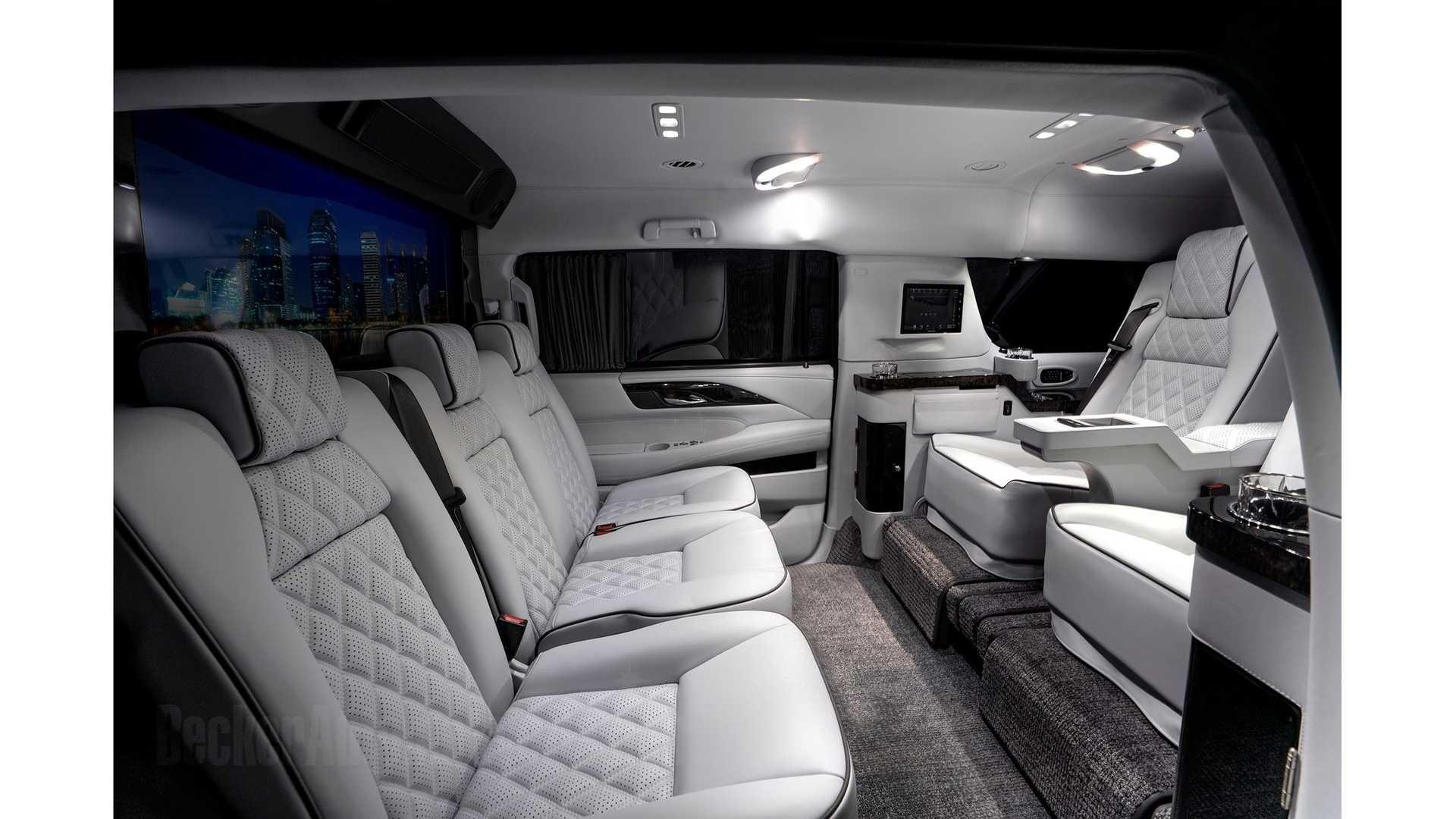 Foto de Cadillac Escalade ESV de Sylvester Stallone (8/23)