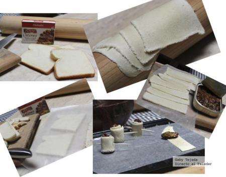 Ostiones Crocantes Prepración Agtc