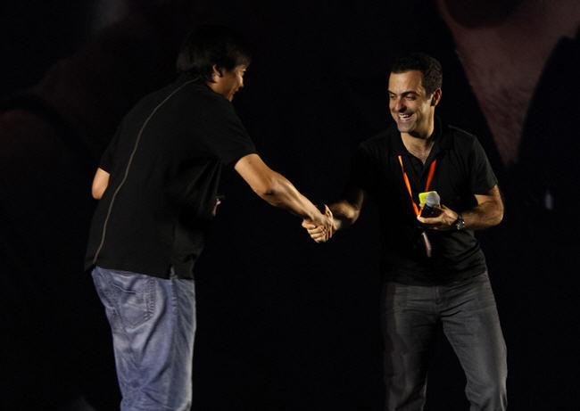 Xiaomi y Hugo Barra