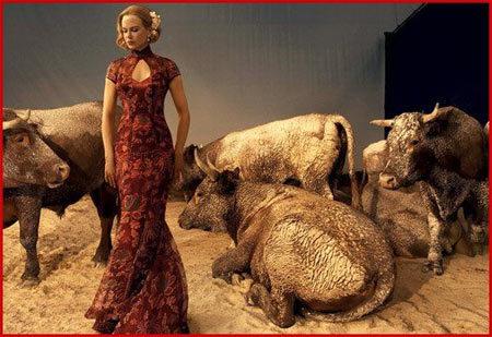 Foto de Nicole Kidman en Vogue (4/5)