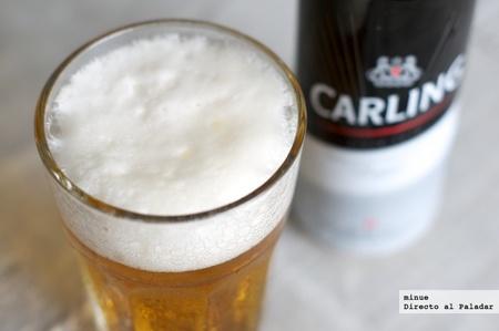 Cata de cerveza Carling - 3
