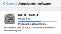 Apple lanza iOS 8 beta 4, descubre todas sus novedades