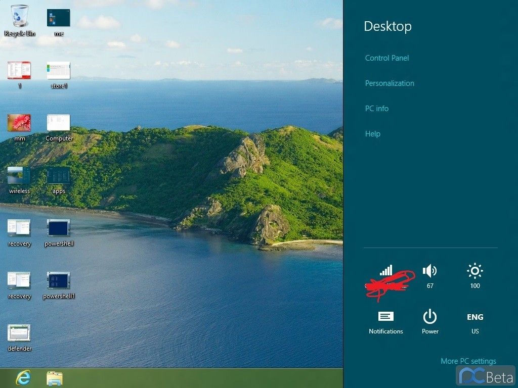 Foto de Windows 8 Consumer Preview Build 8220 (5/18)