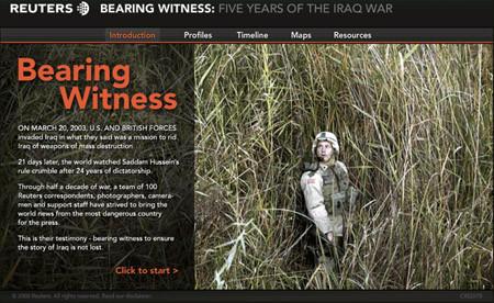 5 años de la guerra de Irak