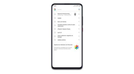 Xiaomi Mi 9t Pro Pestana Google