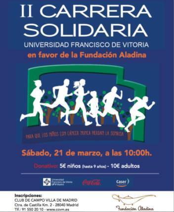 Carrera Solidaria Casa Campo