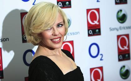 Kylie Minogue, nueva imagen de la joyería Tous
