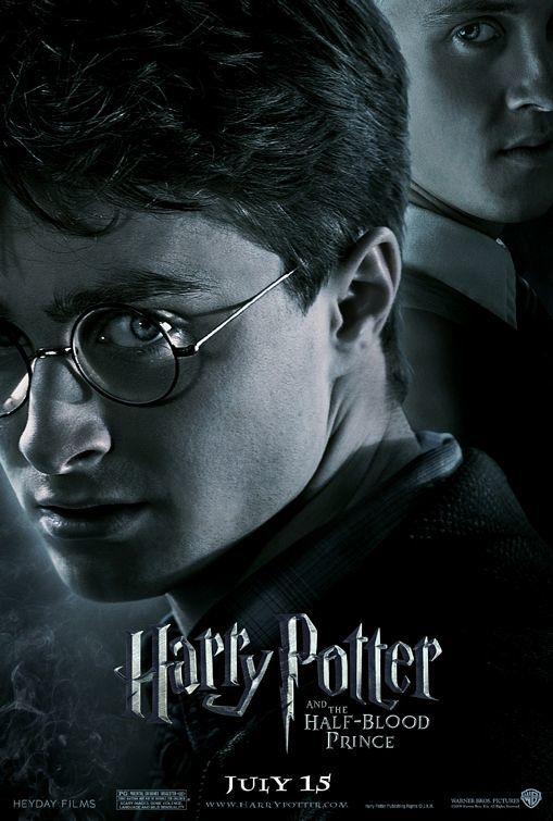 Foto de 'Harry Potter y el misterio del príncipe', cinco nuevos carteles (1/5)