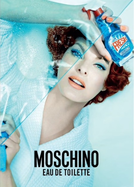 Moschino Fresh Couture Fragrance Ad Campaign02