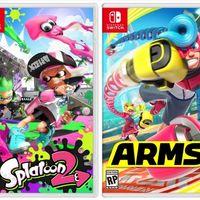 Este será el aspecto que tendrán las carátulas de los juegos de Nintendo Switch