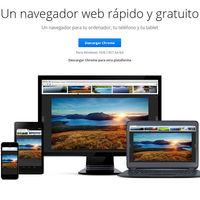 Google no quiere perder la batalla de los navegadores y publica Google Chrome en la Tienda de Microsoft