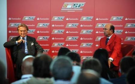 El Banco Santander patrocinará Ferrari los próximos 5 años