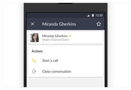 Tras el email, ahora Slack va a por Hangouts y Skype con su servicio propio de llamadas