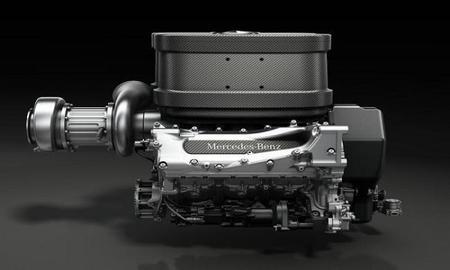 Mercedes presenta las imágenes de su nuevo motor V6 1.6 Turbo