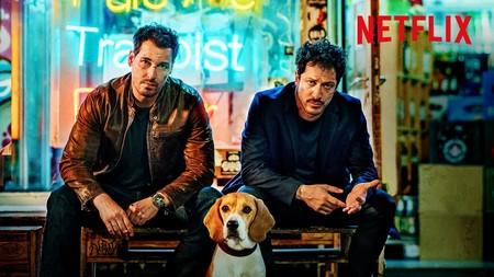 'Dogs of Berlin', la nueva serie alemana de Netflix no es tan adictiva como 'Dark' pero ofrece un potente drama criminal