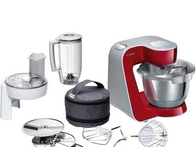 Sólo hoy en Amazon tenemos el robot de cocina Bosch MUM58720 de 1000 W por 199,99 euros [Oferta Flash]