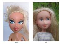 Siguiendo el ejemplo de Lady Gaga, las muñecas Bratz posan también sin maquillaje
