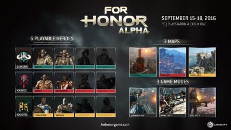 For Honor Alfa