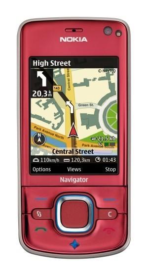 Nokia 6210 Navigator a fondo