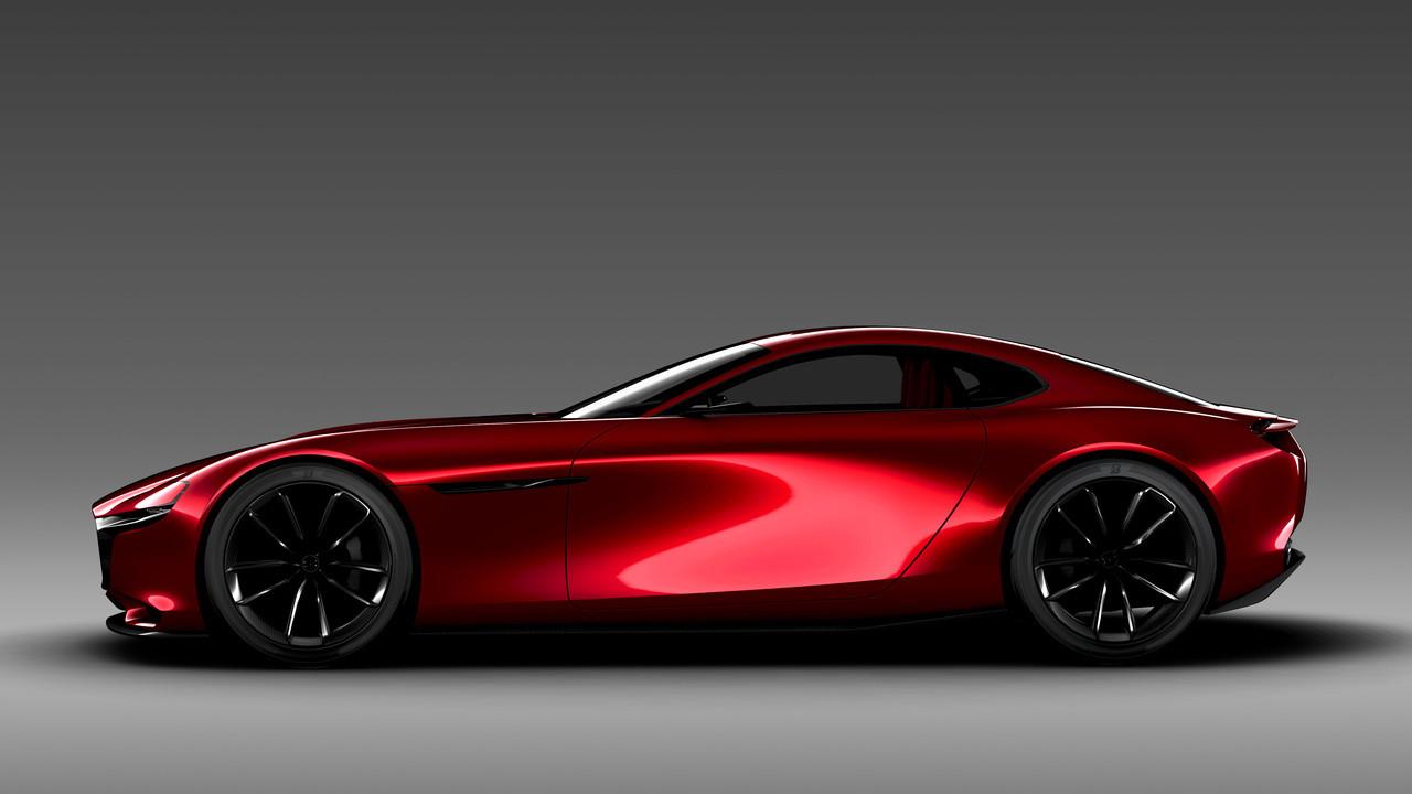 Foto de Concept Mazda RX Vision Tokyo 2015 (16/19)