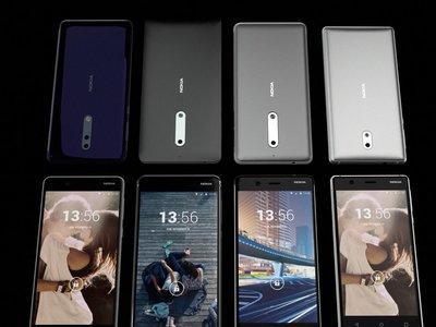 Los nuevos Nokia 8 y Nokia 9 están muy cerca, y este video de presentación filtrado lo demuestra