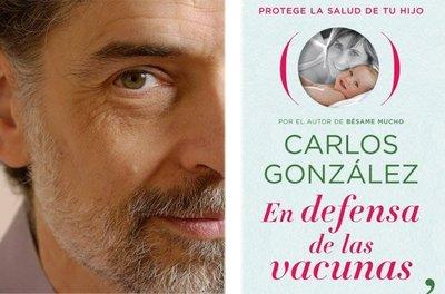 """""""Las vacunas son muy eficaces para prevenir las enfermedades"""". Entrevista a Carlos González (I)"""