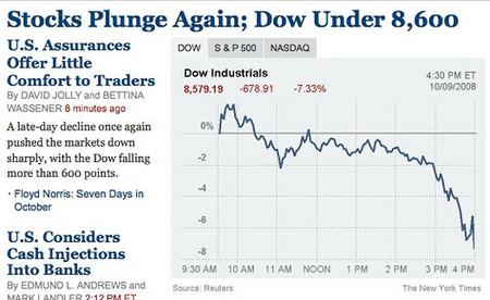 Como Invertir en Bolsa en Tiempos de Crisis