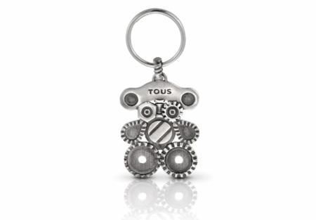José Castro diseña para Tous la colección de joyas masculinas Mecánic