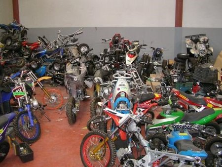 motos desguace