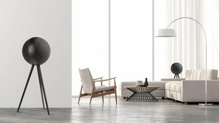 Elipson pone a la venta sus altavoces esféricos W35, un modelo con orientación HiFi pensado para llamar la atención en el salón