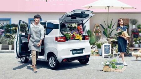 Wuling Hongguang Mini Ev Electrico Mas Vendido 5