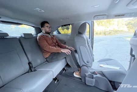 Toyota Sienna 2021 Minivan Hibrida Lanzamiento Mexico 22