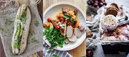 Paseo por la gastronomía de la red: refrescantes recetas con la mejor fruta de verano