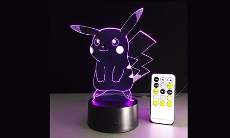 Lampara Pikachu