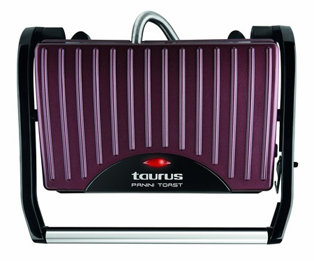 La sandwichera grill Taurus Toast & Go de 700W está rebajada a 21,25 euros en Amazon