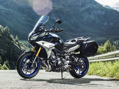 Yamaha Tracer 900GT, kilómetros de rutas de alta gama
