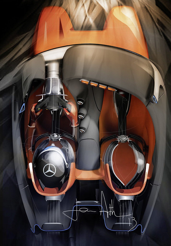 Foto de Mercedes-Benz AMG Vision Gran Turismo (1/20)