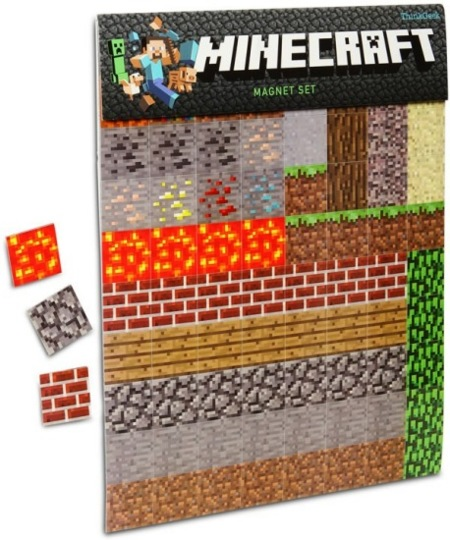 Imanes de Minecraft