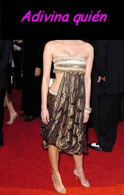Adivina quién... cometió este crimen contra la moda (VII)
