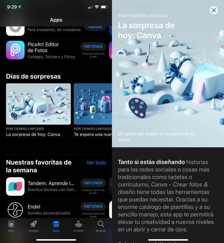 Regalos App Store
