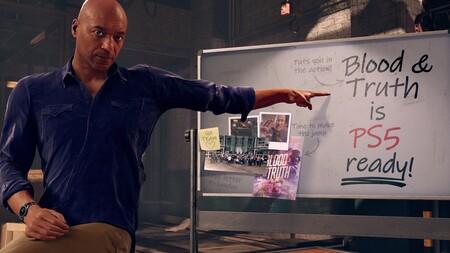Blood And Truth contará con nuevas mejoras y todo su contenido gratuito en PS5