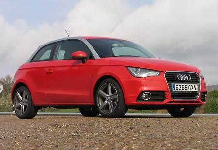 La suspensión trasera del Audi A1 no es nada premium por muchos aros que luzca este modelo en su parrilla